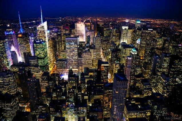Skyline - NYC