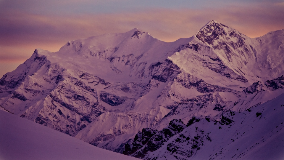 High Camp - Annapurna Circuit-1
