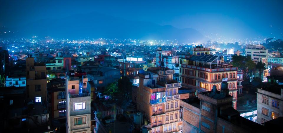 Night Kathmandu