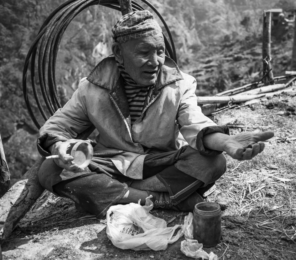 Annapurna Man 01