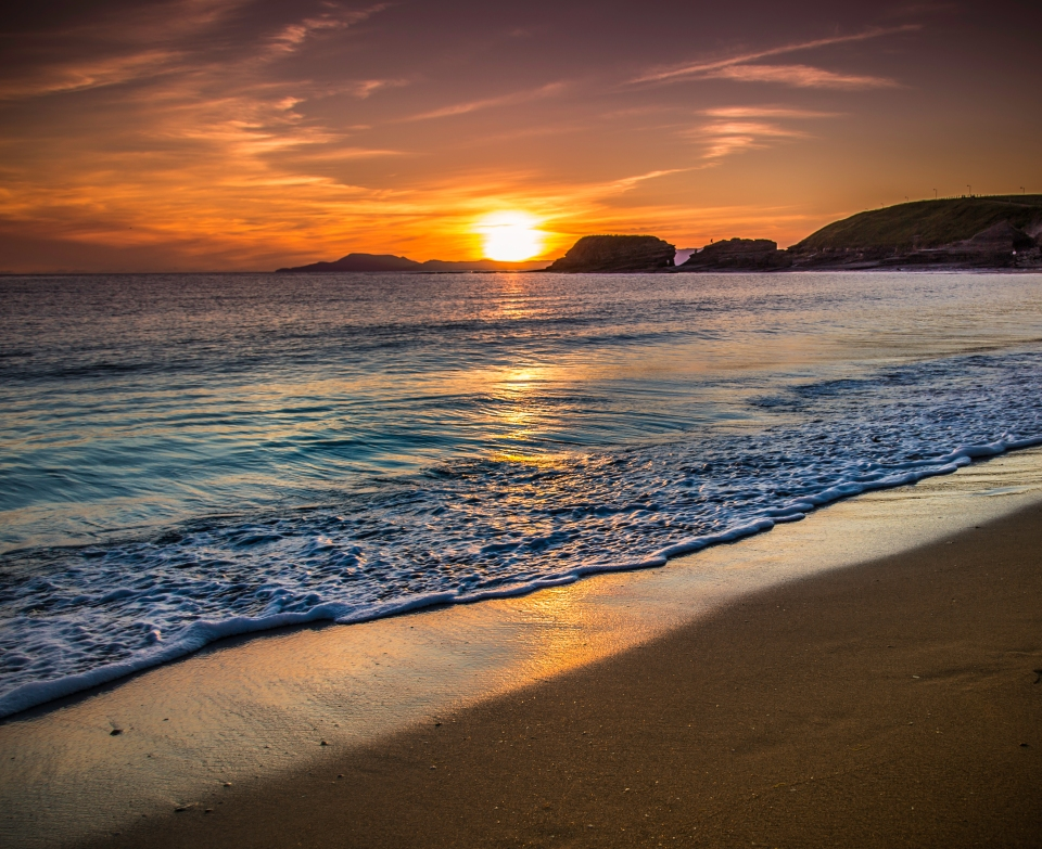 Bundoran_Sunset