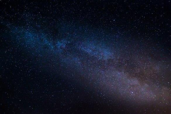 The Milky Way - Mark Bennett