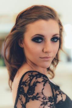 MUA - Irina Verbicka Model - Paulina Verbicka