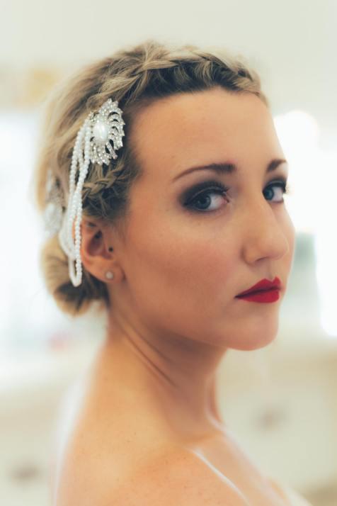 MUA - Lauren McCarthy Model - Jane Coyle